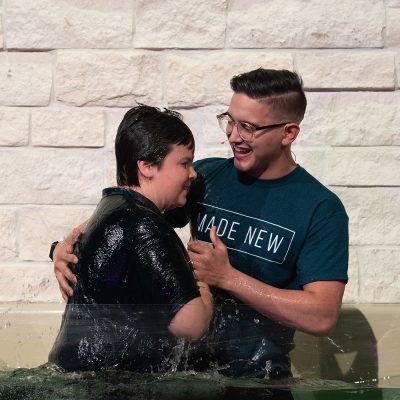Vargas Baptism